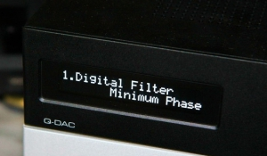 Audiolab Digital filters