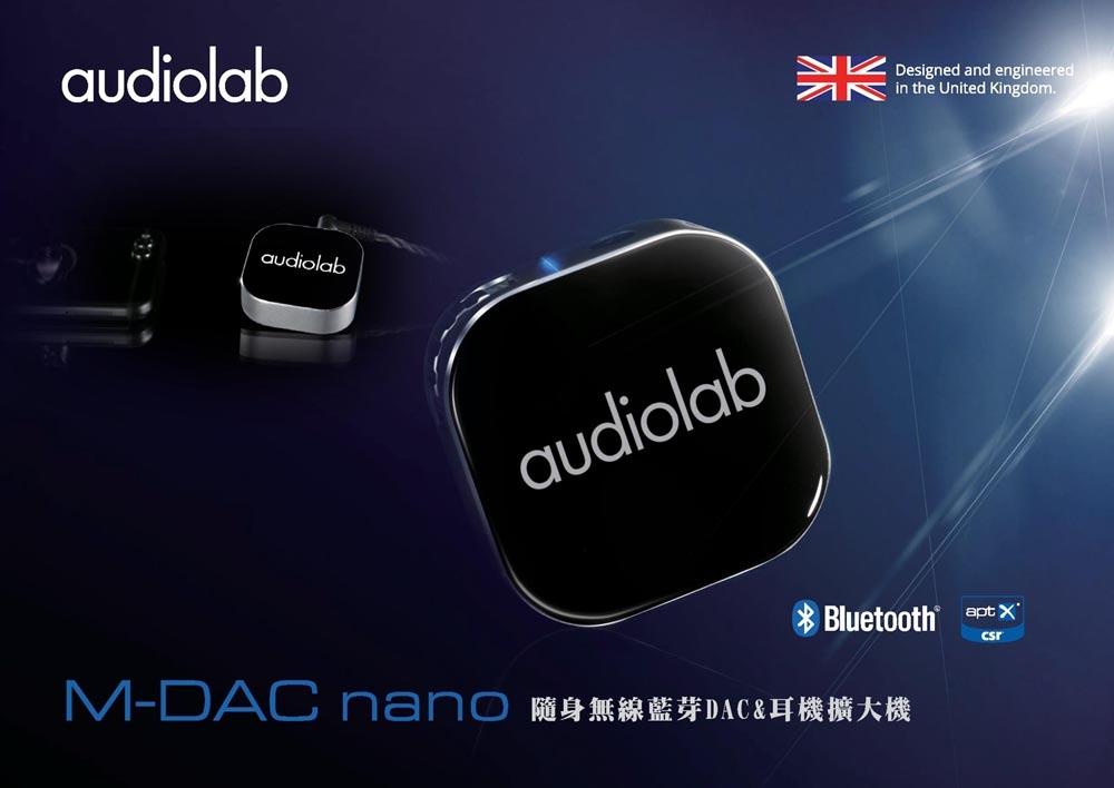 Audiolab M-DAC nano DM-FRONT